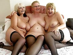 Great collection of the hottest and oldest grannies